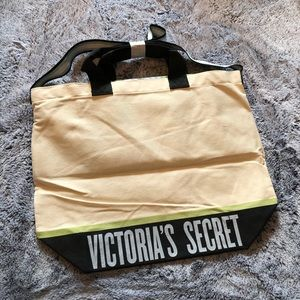 Victoria's Secret insulated tote bag